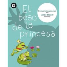 El beso de la Princesa / Ed. Bambú