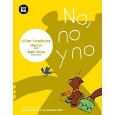 No, No y No / Ed. Bambú