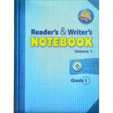 Reader´s & Writer´s Notebook Grade 1 Vol. 1.2 / Ed. Pearson