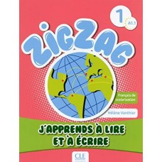 ZigZag 1 J´apprends á lire et á écrire / Cle International