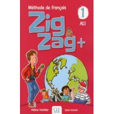 ZigZag +1 Livere de l´éléve A1.1 / Cle International