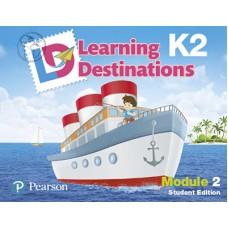 Learning Destinations K2 módulo 1 /Ed. Pearson