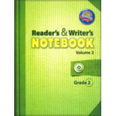 Reader´s & Writer´s Notebook Grade 2 Vol. 2.1 y 2.2 / Ed. Pearson