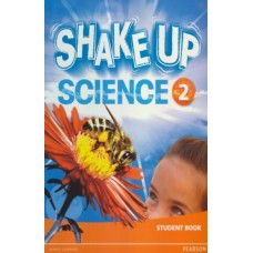Shake Up Science Student´s Book 2 / Ed. Pearson