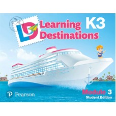 Learning Destinations K3 módulo 1 /Ed. Pearson