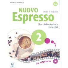 Nuovo Espresso 2: Libro del estudiante / Ed. Alma