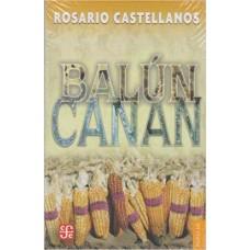 Balún Canán / Ed. FCE