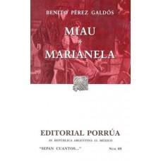 Marianela #69 / Ed. Porrúa