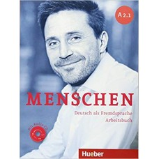 Menschen A2.1 Cuaderno / Ed. Hueber