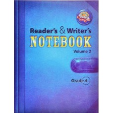 Reader´s & Writer´s Notebook Grade 4 Vol. 4.1 y 4.2 / Ed. Pearson