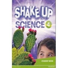 Shake Up Science Student´s Book 4 / Ed. Pearson