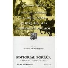 Flor de Leyendas #223 / Ed. Porrúa