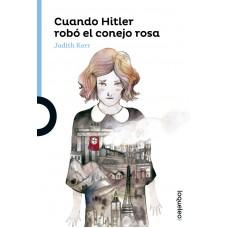 Cuando Hitler robó el conejo rosa / Lo que leo Santillana