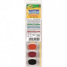 Estuche de acuarelas Crayola c/8 colores