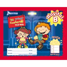 Cuaderno Rayitas B / Ed. Norma